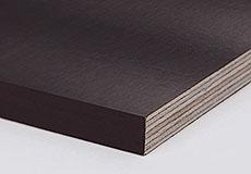 Фанера березовая 27 мм, ФСФ, ламинированная, 1500*3000 мм - F/F (гладкая/гладкая)